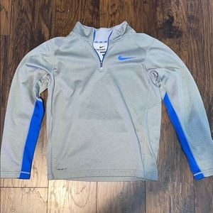 Men's Nike zip up sweatshirt